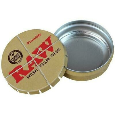 RAW Pop Tin
