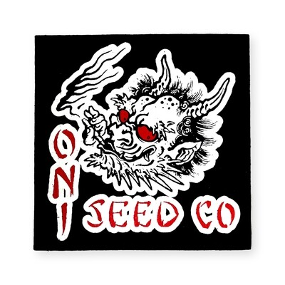 Oni Seed Squared Dab Mat