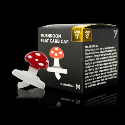 MJA Carb Cap Mushroom Flat