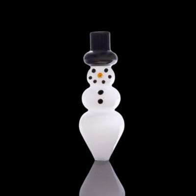 MJA Snowman Bubble Carb Cap