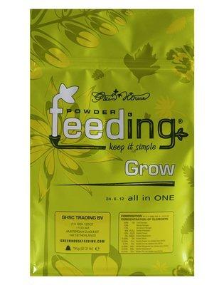 Grow Powder feed