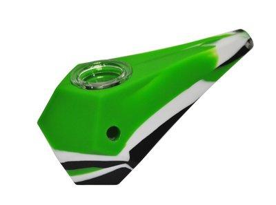 Geometric Silicone Pipe