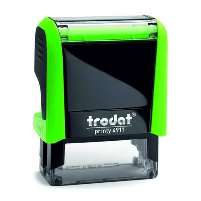 TRODAT 4911 - TESTO 3 RIGHE - MM 38x14
