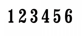 TRODAT NUMERATORE AUTOMATICO 5746 PLASTICA