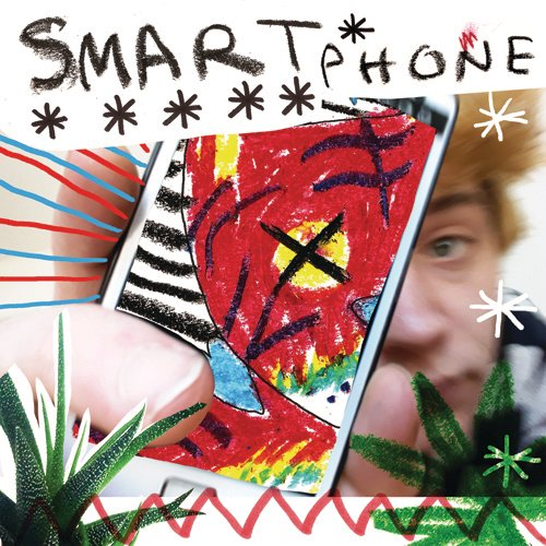 smart phone (cd & comic)