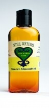 Still Waters Sweet Almond Oil (4oz)