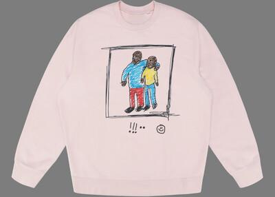 Da people sweater pink