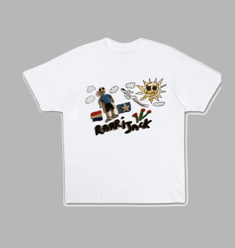 Claymation Tee 3D