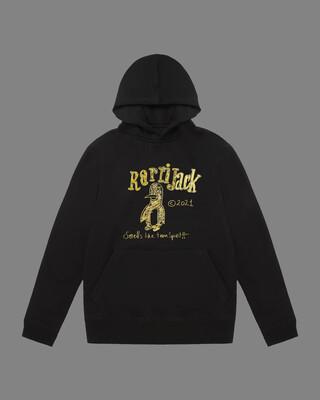 Nirvana hoodie black