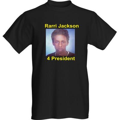 Rarri for president original