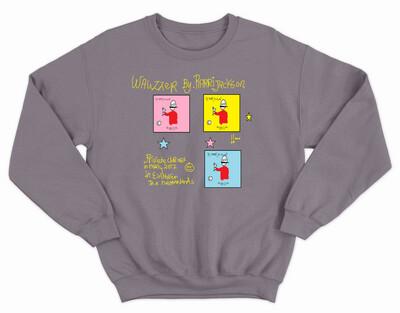 Wauzzer sweater grey