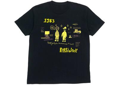 Rarrijack X Joost Klein 1983 tee black