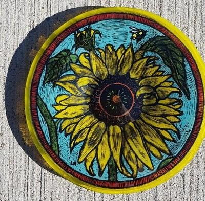 Sunny Sunflower 8.25