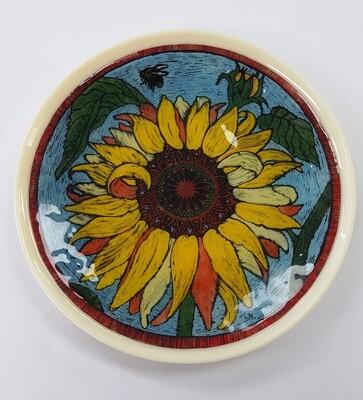 Sunflower Pasta Bowl/Platter