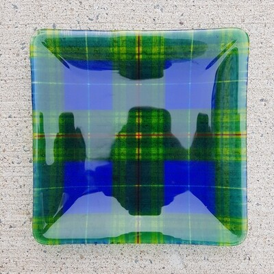 Nova Scotia Tartan Plate (Medium)