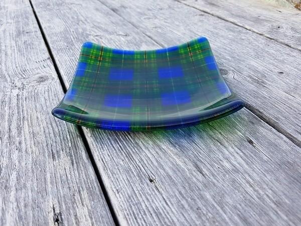 Nova Scotia Tartan Plate 6