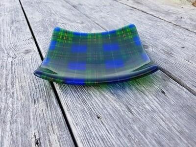 "Nova Scotia Tartan Plate 6"""