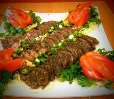 JWYB【Jing 5】❄牛腱半磅 Beef Tendon(0.5 LB)(周一休息)
