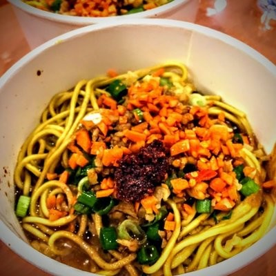 JWYB【Jing 5】热干面(粉)  Dry Noodle(Rice Noodle)(周一休息)