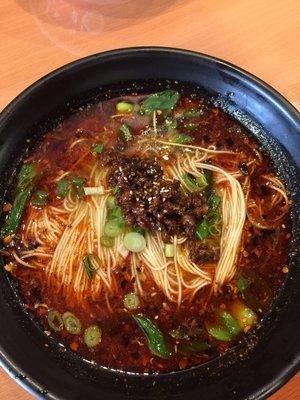 JWYB【Jing 5】麻辣小面 Spicy Noodle(周一休息)