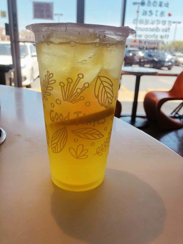 BD【冰岛】❄蜂蜜柠檬绿茶 Honeylemon green tea