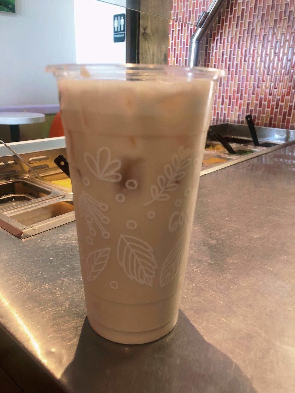 BD【冰岛】❄乌龙奶茶 Roasted Oolong milk tea