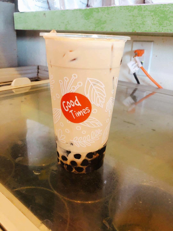 BD【冰岛】❄韩式玄米奶茶 Brown Rice milk tea