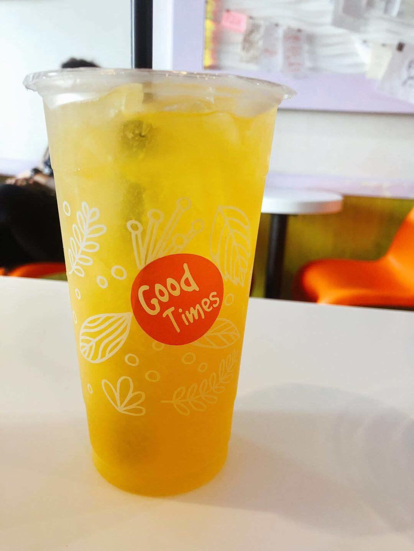 BD【冰岛】❄水蜜桃绿茶 Jasmine peach green tea
