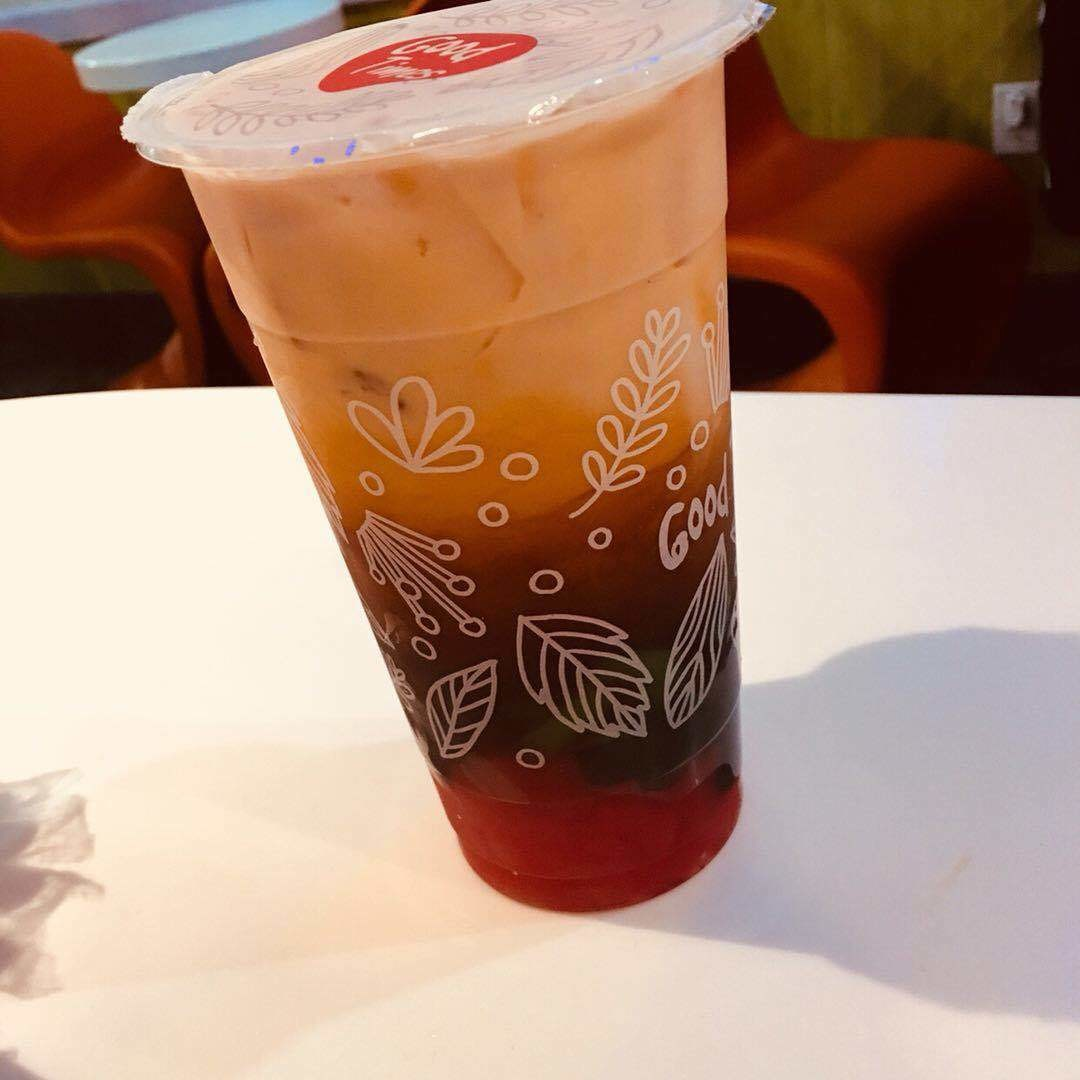 BD【冰岛】❄泰式奶茶 Thai milk tea
