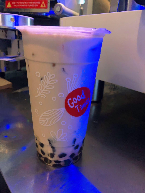 BD【冰岛】❄黑糖奶茶 Black sugar milk tea