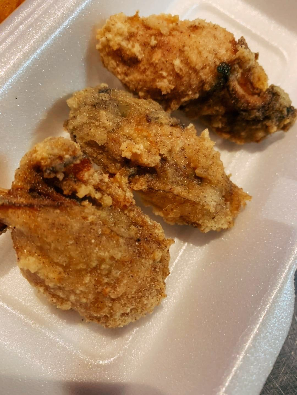 BD【冰岛】酥炸生蚝 (6 PCs) Fried oyster