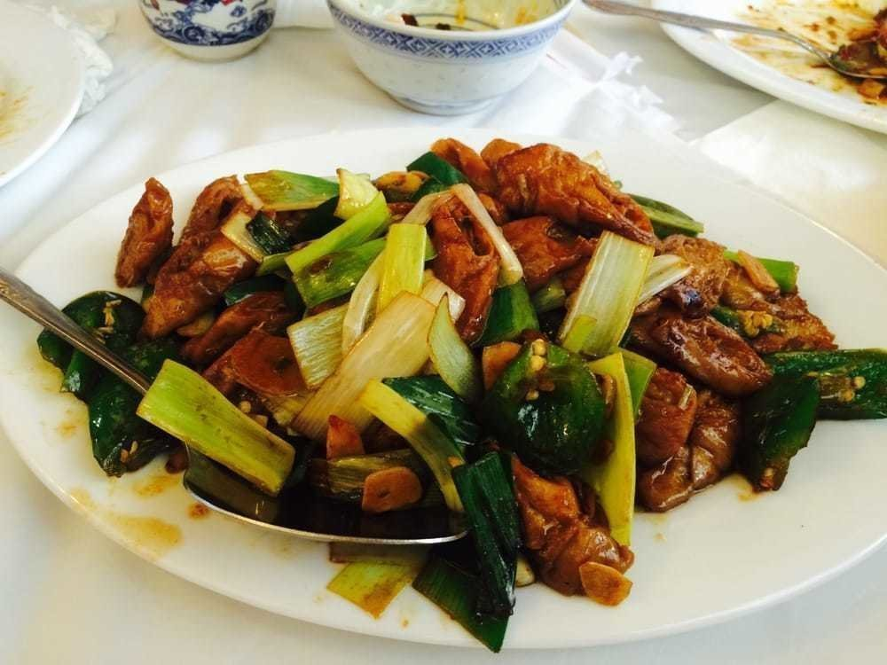MWJ【美味居】尖椒肥肠 Pork Intestine with Jalopeno(不配白米饭)