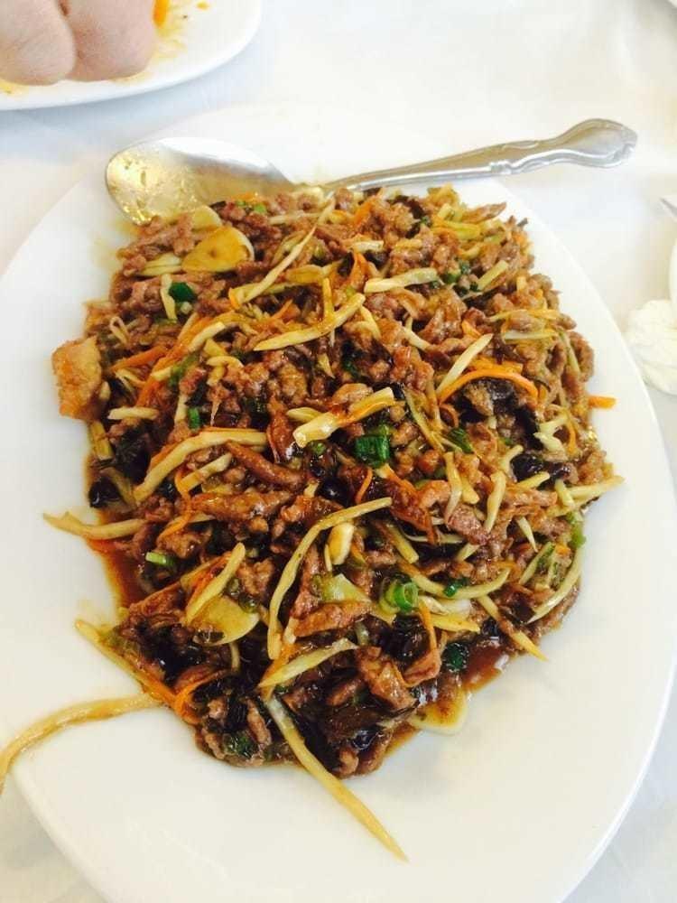 MWJ【美味居】鱼香牛肉 Beef with Garlic Sauce(不配白米饭)
