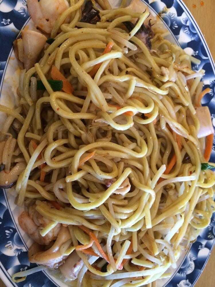 XFL【喜富来】什锦炒面(粉,饭) Combination Stir Fry Noodle/Rice(周二休息)