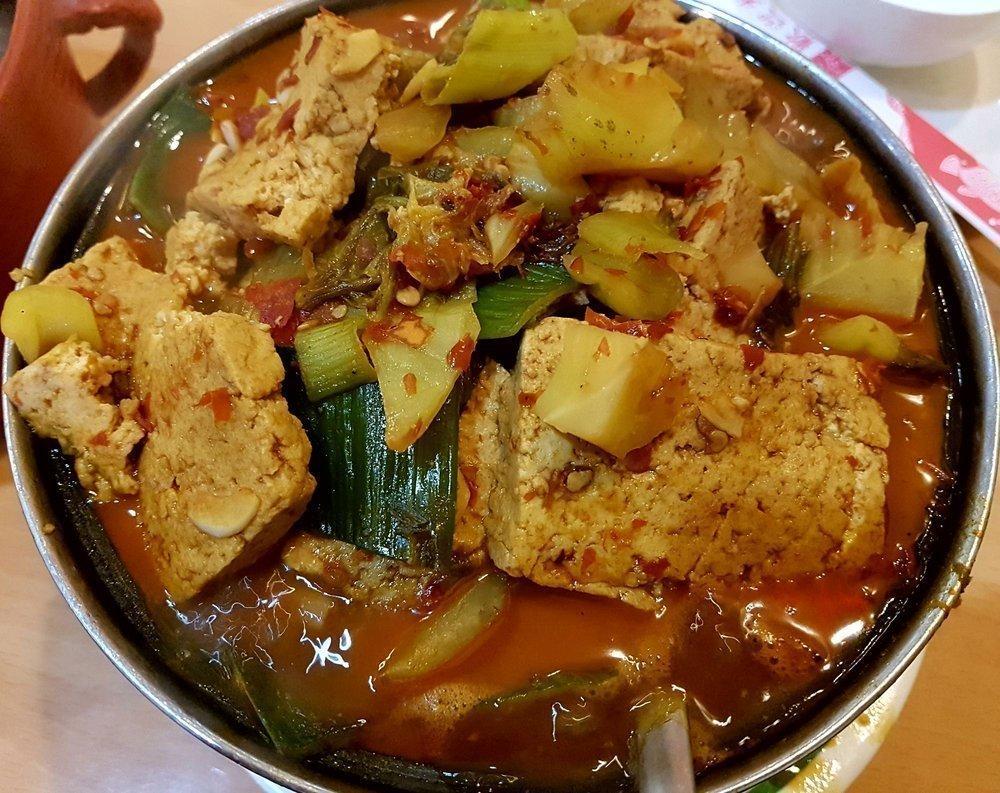 XFL【喜富来】麻辣臭臭锅 Double Spicy Stinky Bean Curd (周二休息)