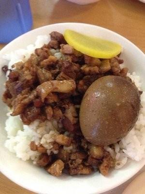 XFL【喜富来】肉臊饭 Roast Pork Rice Bowl(周二休息)