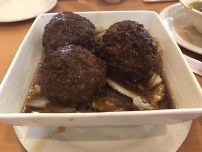 XFL【喜富来】四喜丸子 Large Meatballs w/ Chinese Cabbage(周二休息)