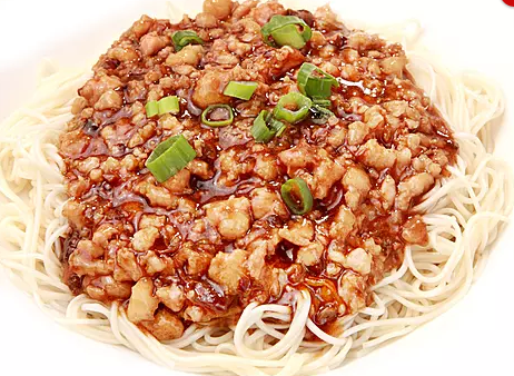 DHHX【东海海鲜】XO肉酱面 Minced Pork Noodles with XO sauce