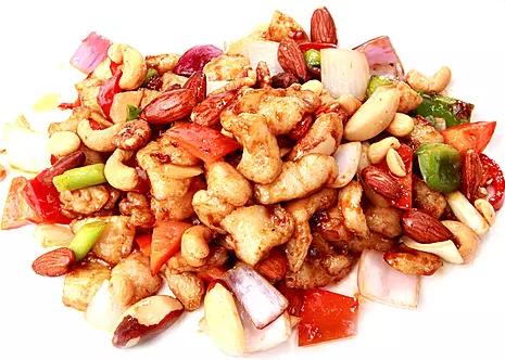 DHHX【东海海鲜】什锦果仁炒鸡丁 Sauteed Chicken with Assorted Nuts