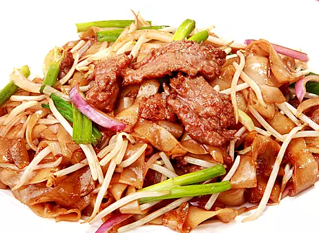 DHHX【东海海鲜】干炒牛河 Tossed Flat Rice Noodle with Beef