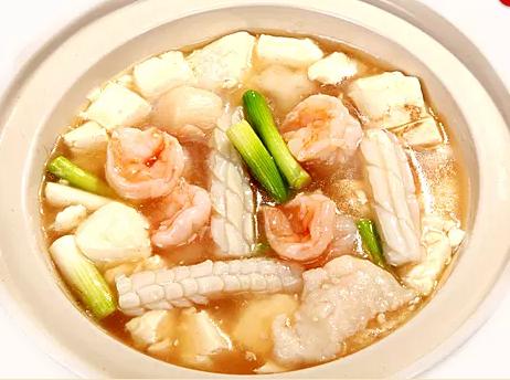 DHHX【东海海鲜】海鲜豆腐煲 Seafood Tofu Pot