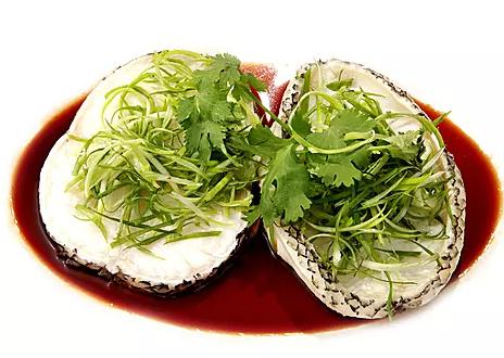 DHHX【东海海鲜】清蒸鳕鱼 Steamed Seabass