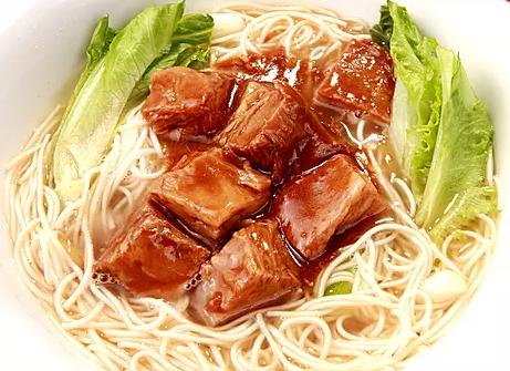 DHHX【东海海鲜】红烧牛肉汤面 Braised Beef Noodle Soup