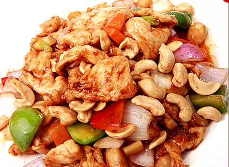 DHHX【东海海鲜】腰果鸡 Cashew Nut Chicken