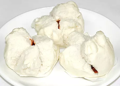 DHHX【东海海鲜】蚝皇叉烧包 Steamed BBQ Pork Bun