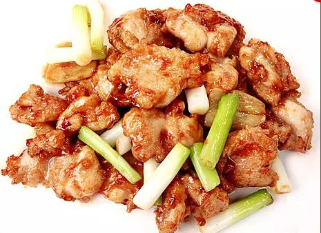 DHHX【东海海鲜】酱爆鸡翼球 Sauteed Chicken Wing