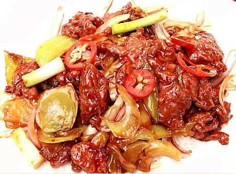 DHHX【东海海鲜】酸菜牛肉