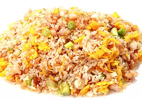DHHX【东海海鲜】鸡虾炒饭 Chicken and Shrimp Fried Rice