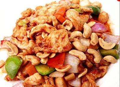 DHHX【东海海鲜】腰果鸡 Cashew Nut Chicken