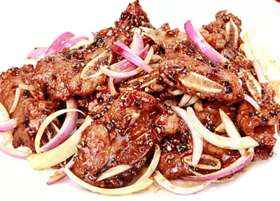 DHHX【东海海鲜】黑椒牛仔骨 Beef Short Ribs In Black Pepper Sauce